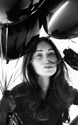 Megan Fox photo shoot by Dusan Reljin (2011)