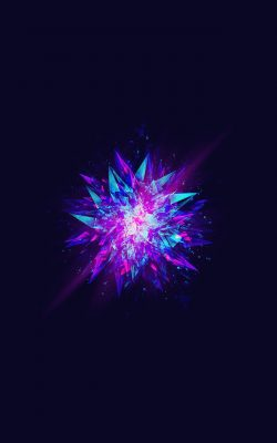 aw78-fractal-blast-minimal-blue-abstract-illustration-art