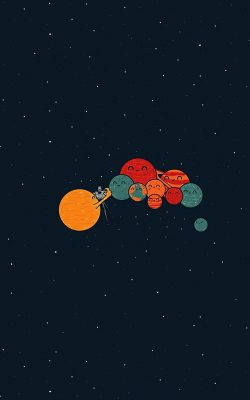 ar49-planets-cute-illustration-space-art-blue-red