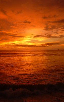 no71-night-cloud-sea-sunset-nature