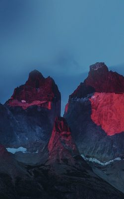 nd73-yosemite-mountain-red-blue-nature-cold-apple