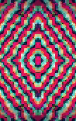 vn91-color-rainbow-art-lovely-pattern-abstract