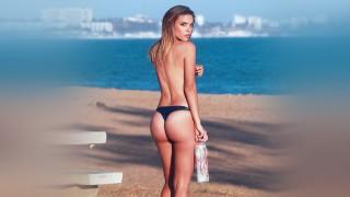 Chelsea Heath Does A Sexy Photo Shoot In Malibu