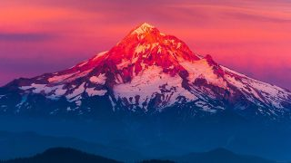 mk11-purple-sunset-snow-mountain-nature