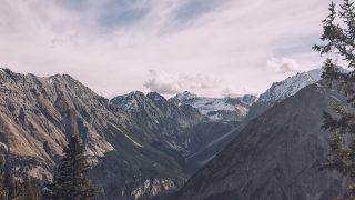 nn83-mountain-nature-green-cloud-wood