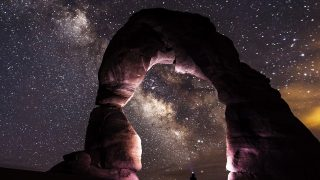 no34-nighe-sky-mountain-star-space-nature