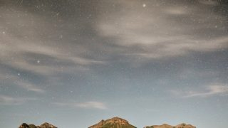 no38-night-mountain-sky-star-summer-nature