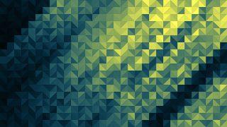 vu94-polygon-dark-triangle-background-green-pattern