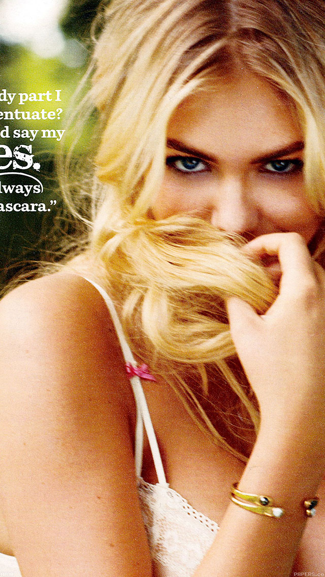 freeios8.com-iphone-4-5-6-ipad-ios8-aa10-kate-upton-magazine-shy-face-girl-art