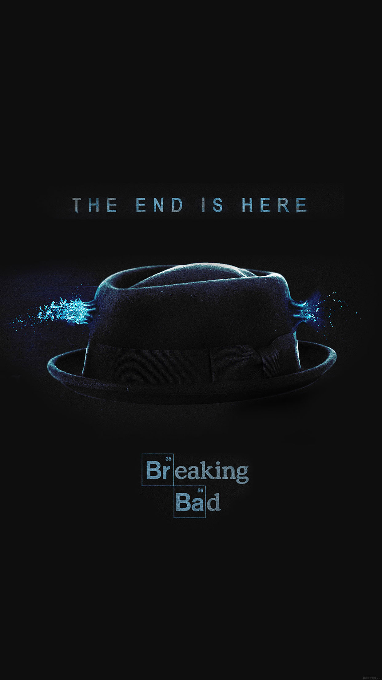 Iphone7papers Aa15 Breaking Bad End Film Art
