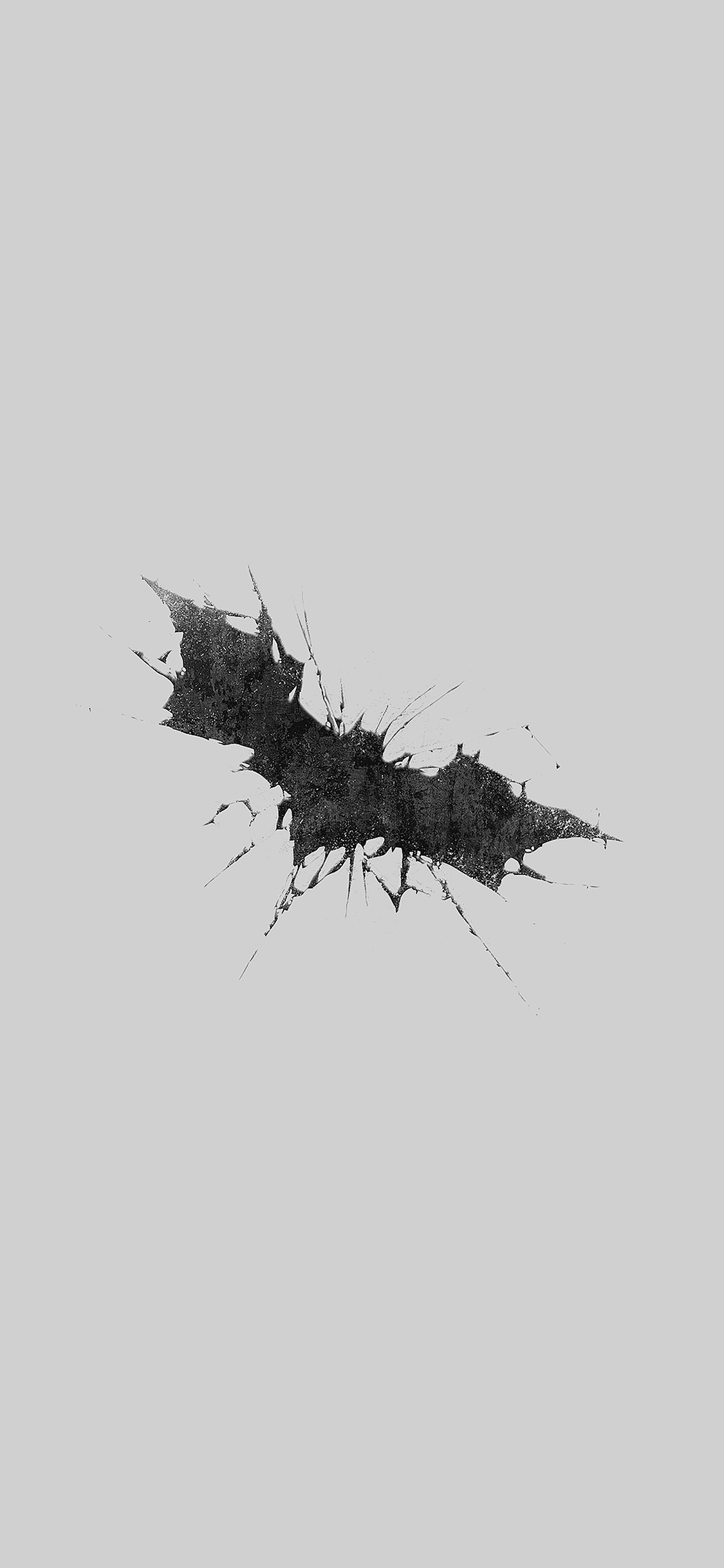 iPhoneXpapers.com-Apple-iPhone-wallpaper-aa16-batman-shattered-white-art