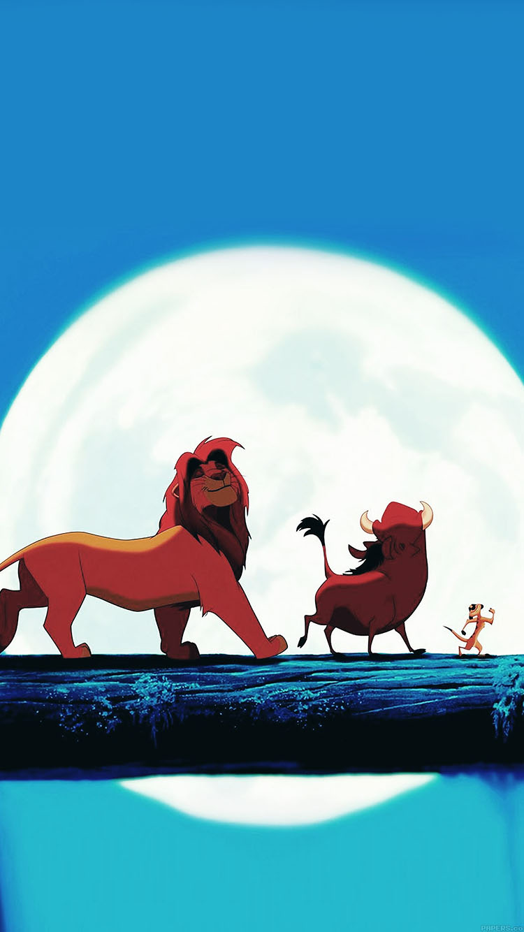 iPhone6papers.co-Apple-iPhone-6-iphone6-plus-wallpaper-aa23-hakuna-matata-disney-lionking-illust-art
