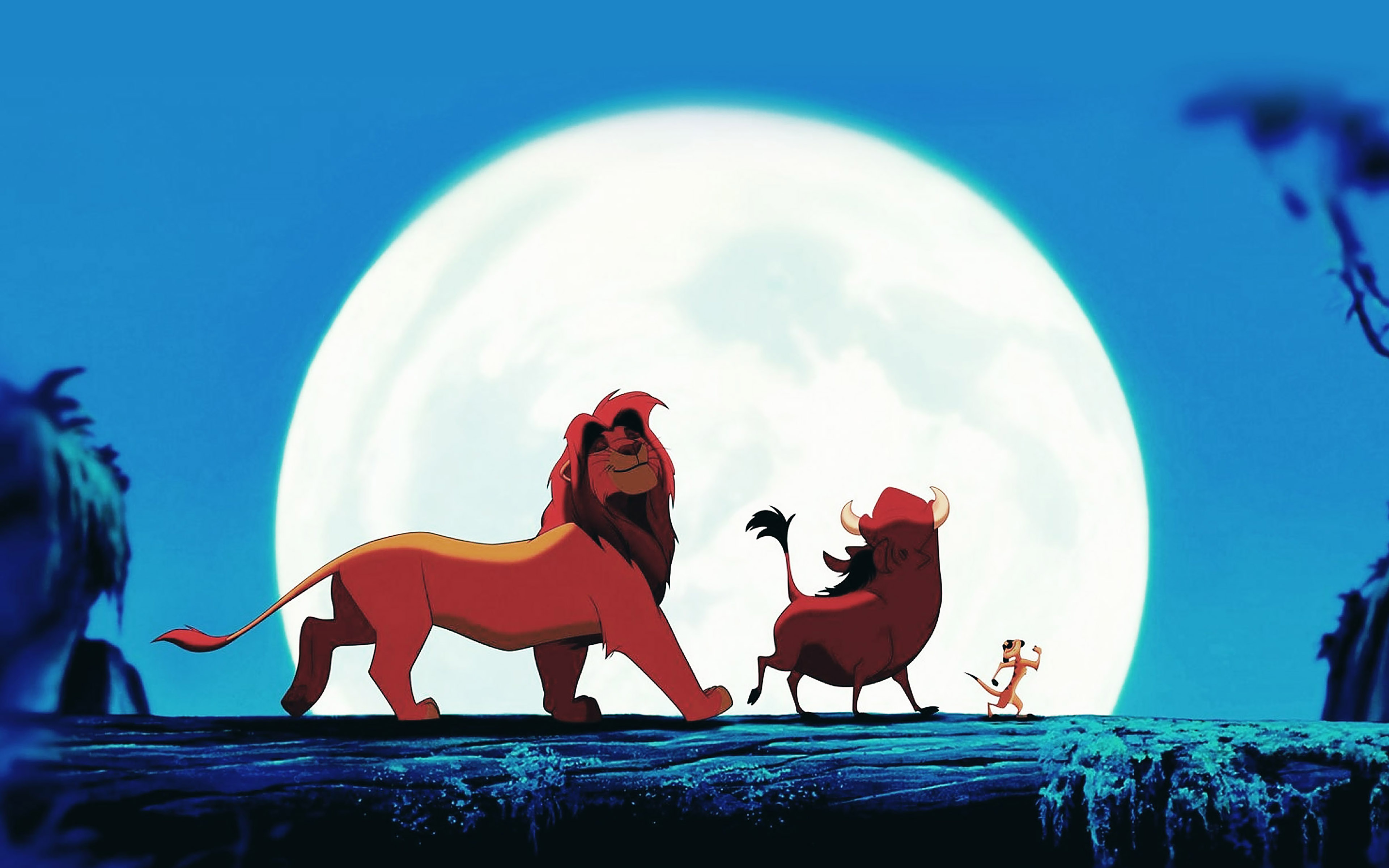 Aa23 Hakuna Matata Disney Lionking Illust Art Papers Co