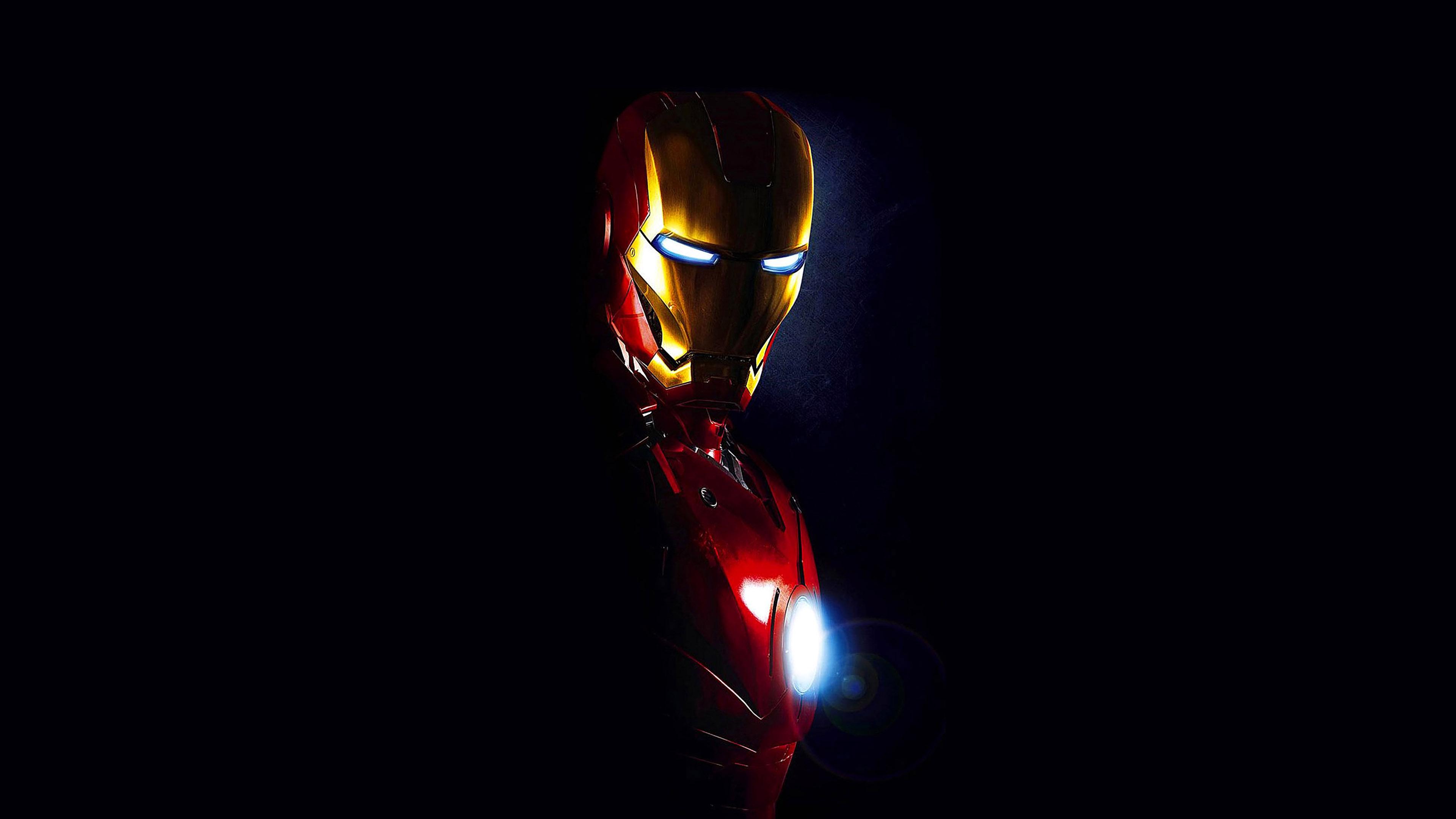 Aa25 Ironman In Dark Film Art