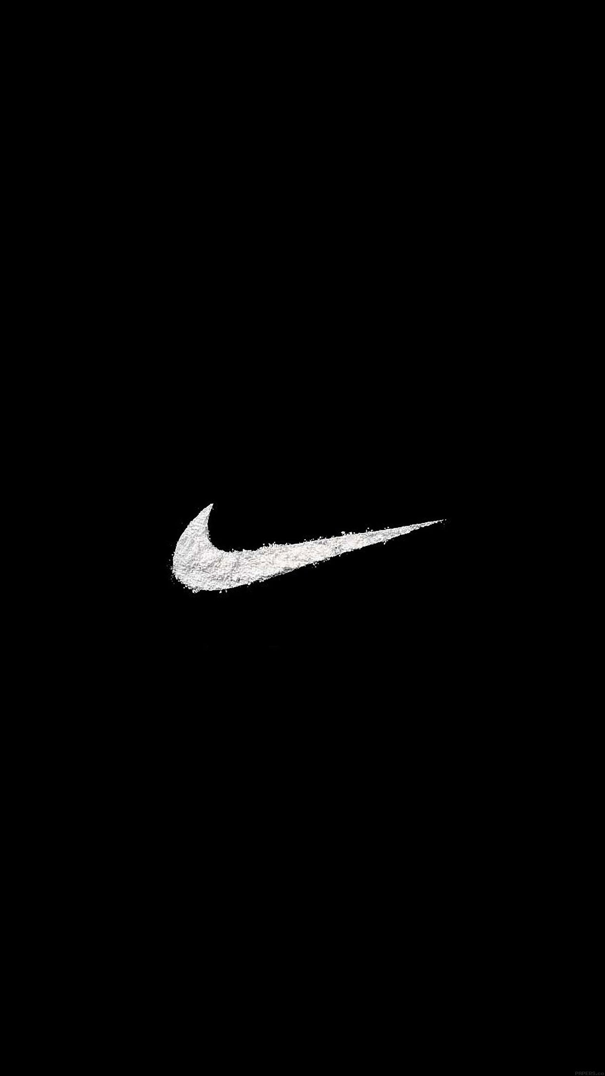 Iphone7papers Aa26 Just Do It Logo Art Minimal