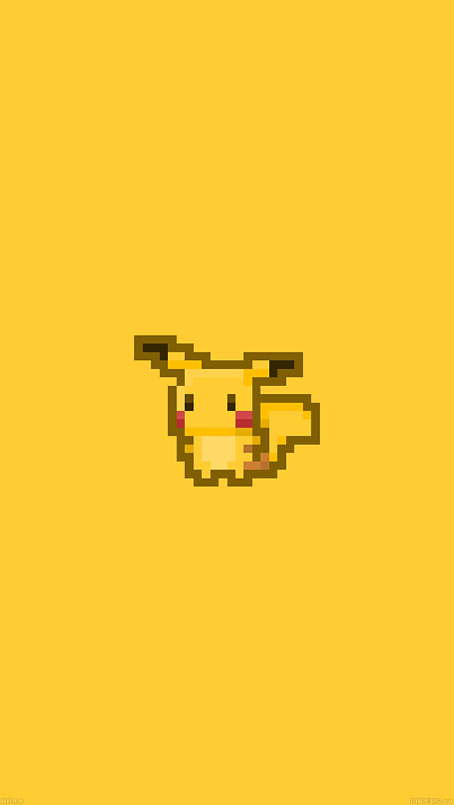 Pikachu Wallpaper Iphone 5