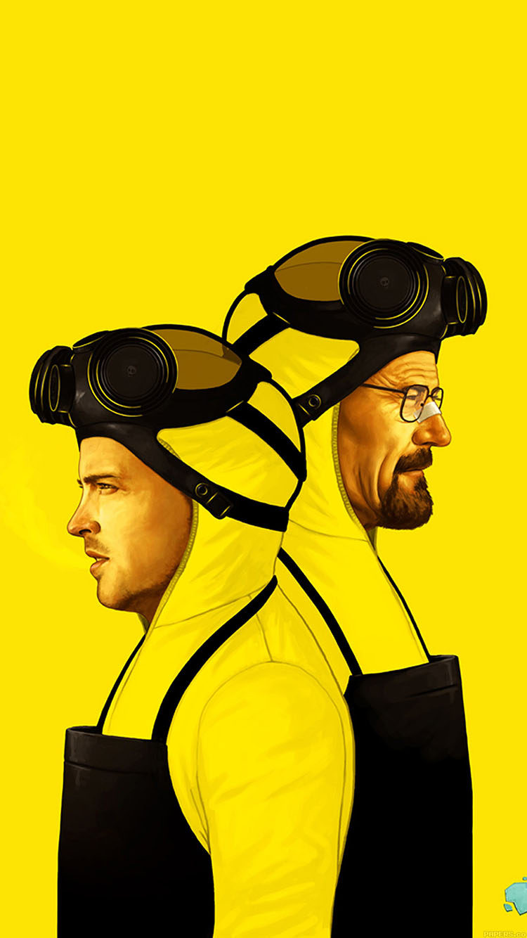 iPhone6papers.co-Apple-iPhone-6-iphone6-plus-wallpaper-aa50-breaking-bad-yellow-film-art