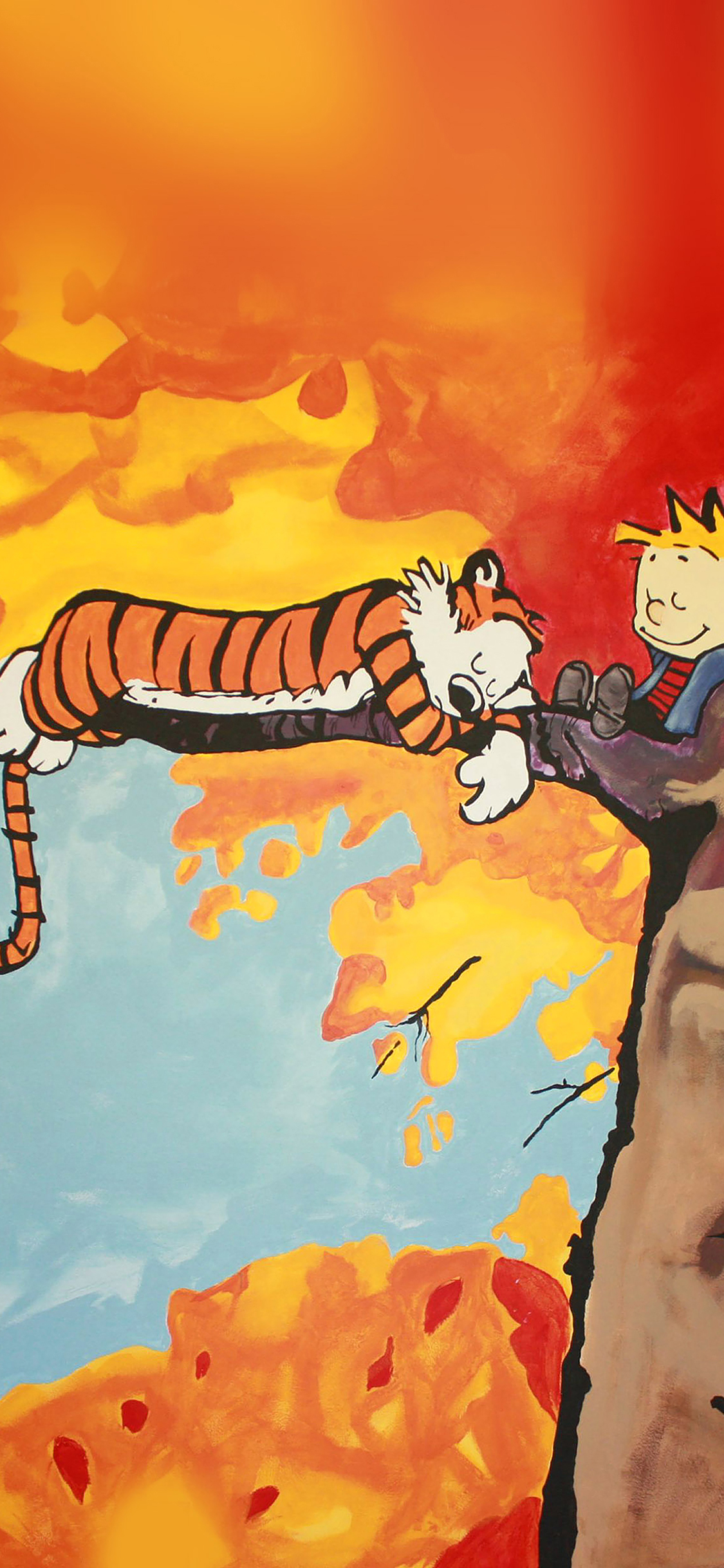 iPhoneXpapers.com-Apple-iPhone-wallpaper-aa52-calvin-and-hobbes-tree-nap-illust-art