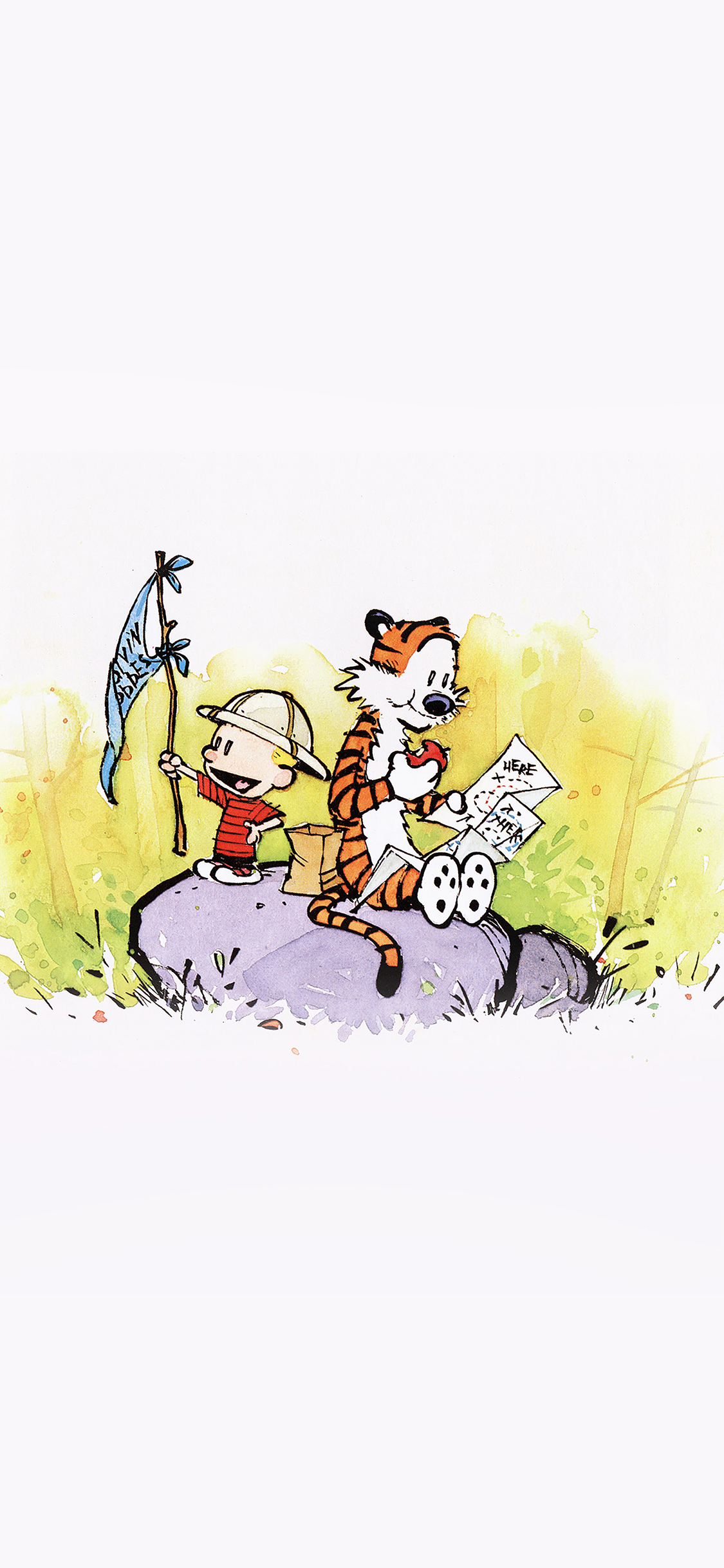 iPhoneXpapers.com-Apple-iPhone-wallpaper-aa59-calvin-and-hobbes-travel-illust-art