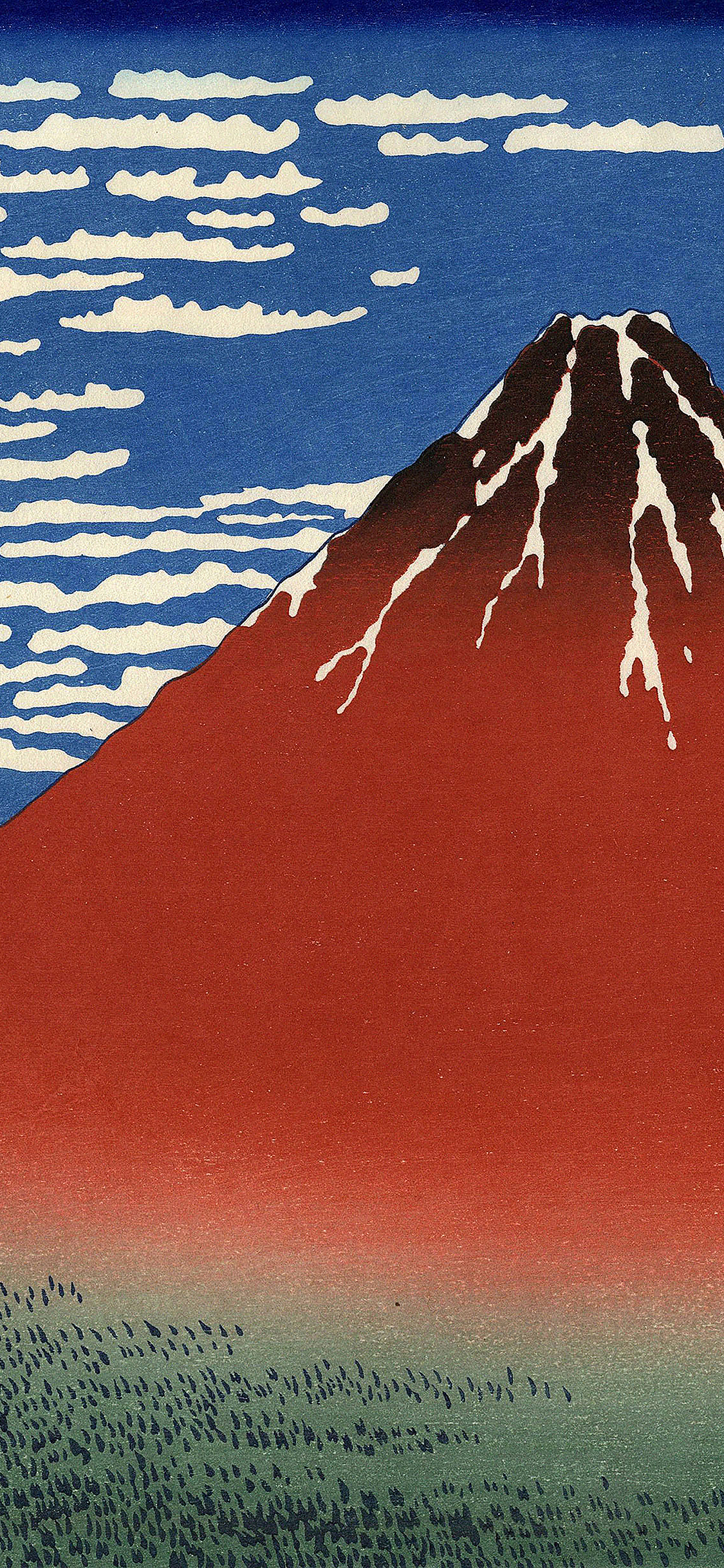 iPhoneXpapers.com-Apple-iPhone-wallpaper-aa63-red-fuji-mountain-hokusai-illust-art
