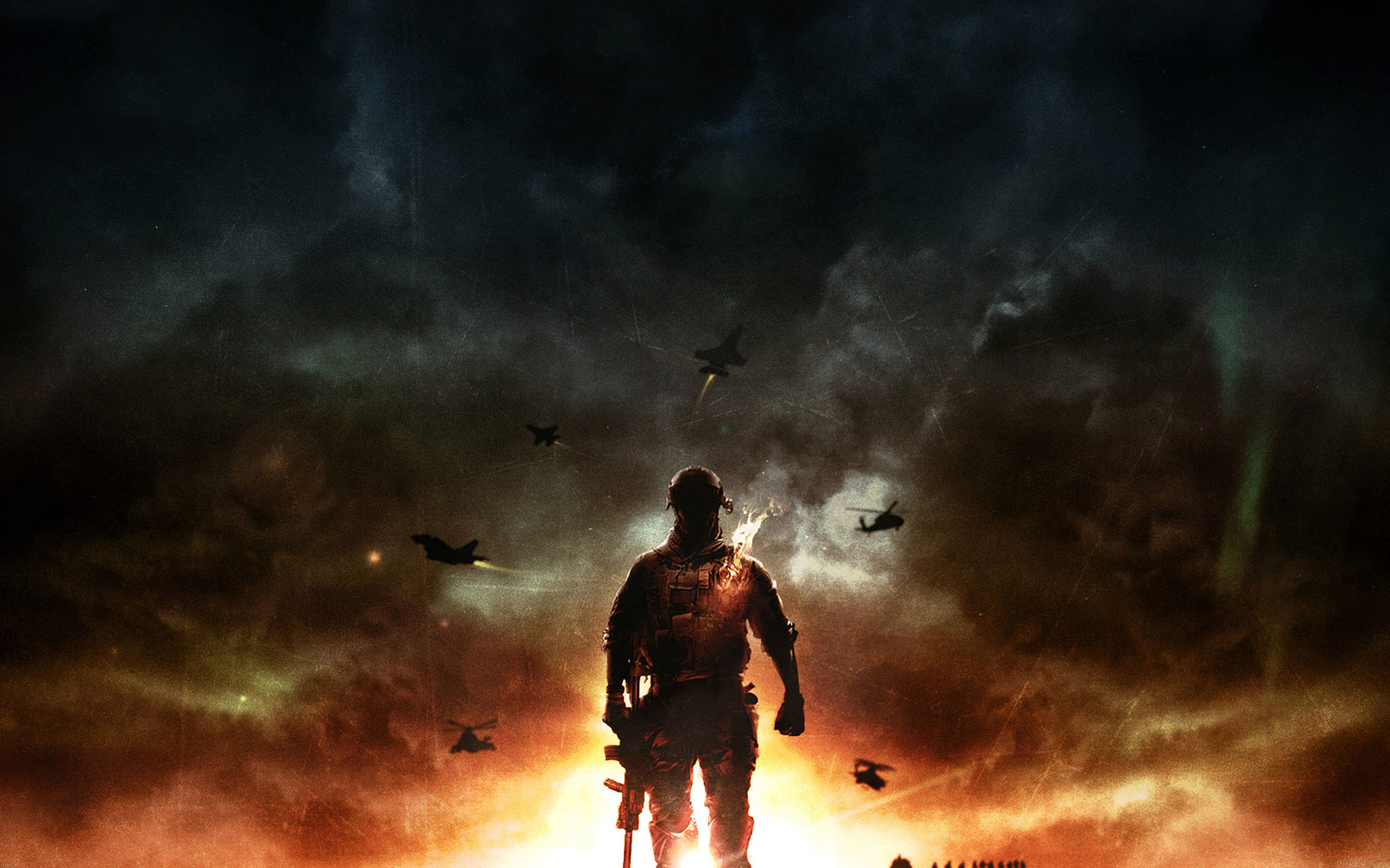 Aa74 Battlefield 4 Lonely Game Art