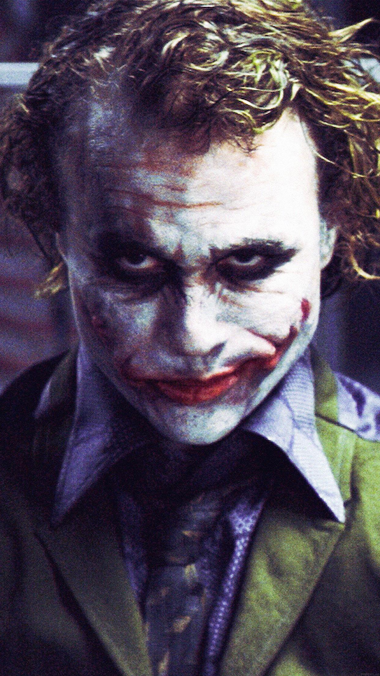 Iphone7papers Aa76 Be Serious Joker Batman Wallpaper
