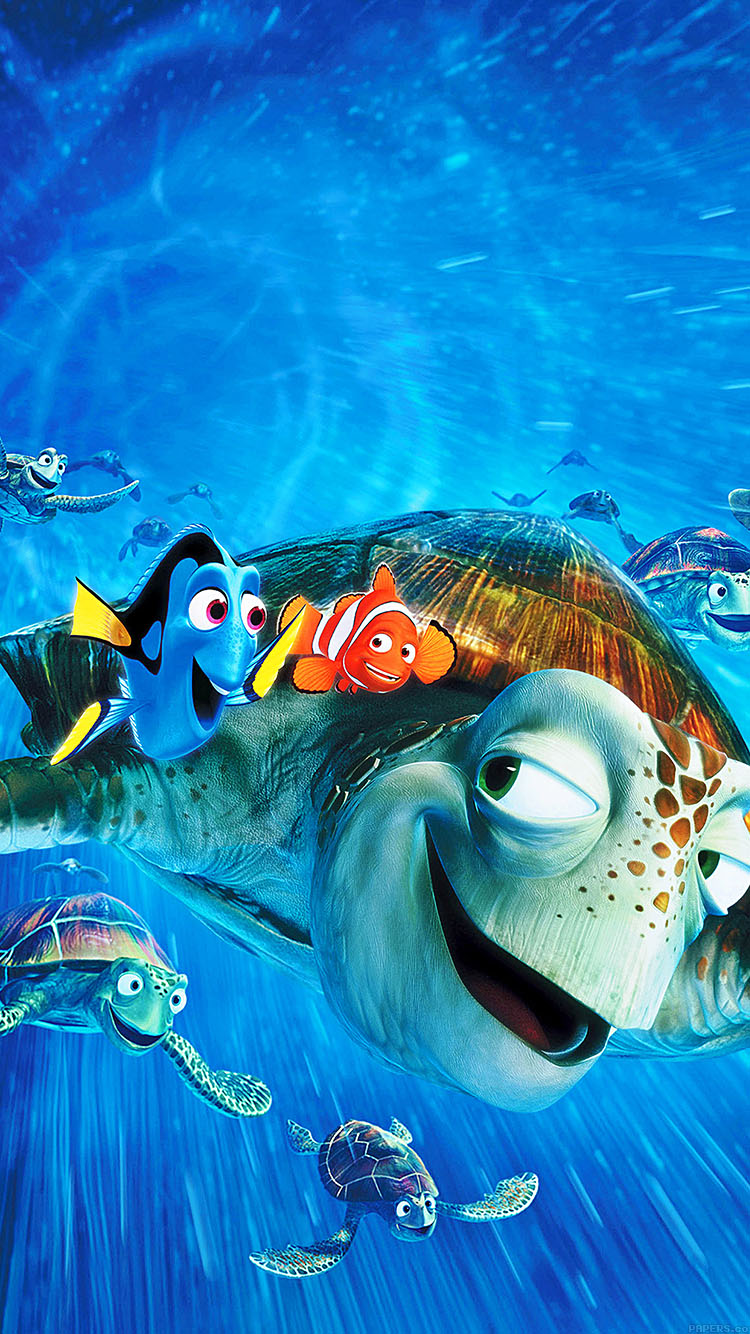 iPhonepapers.com-Apple-iPhone8-wallpaper-aa85-wallpaper-finding-nemo-disney-illust