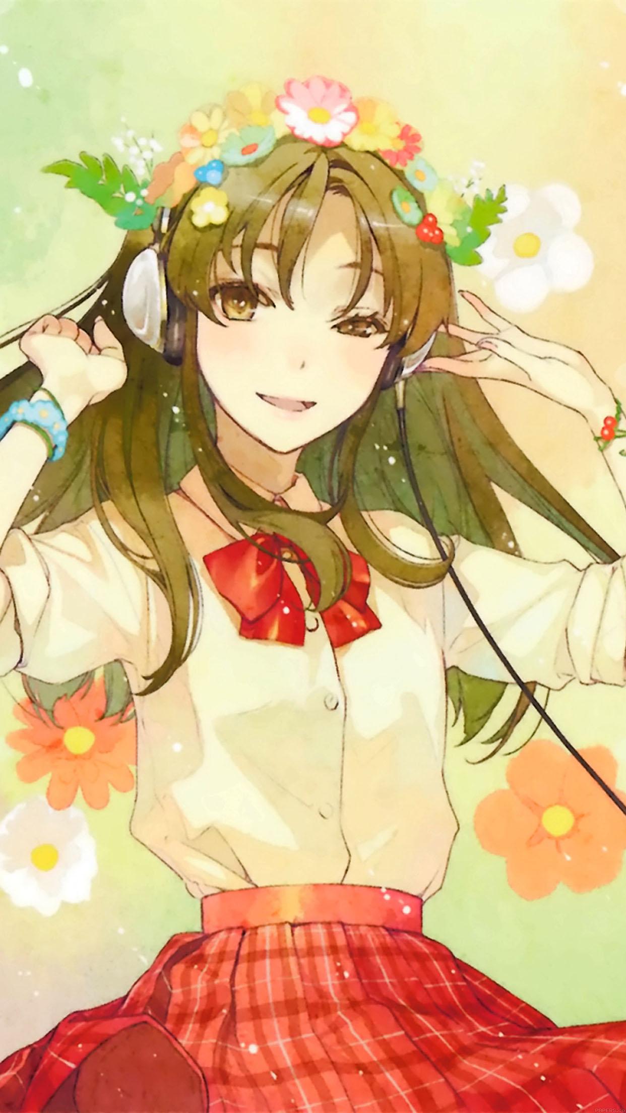 Image Result For Anime Wallpaper Girl X