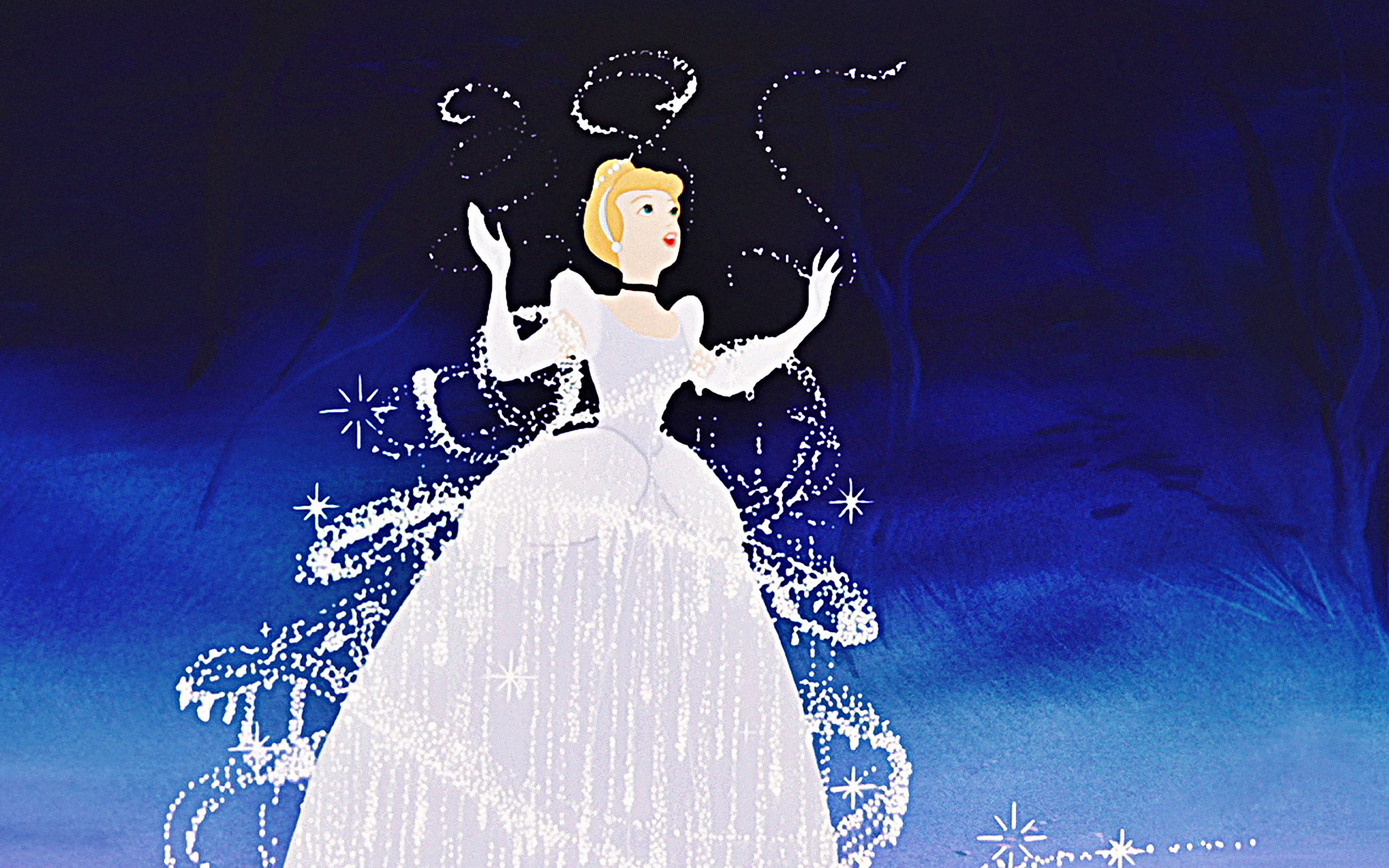 Aa93 Wallpaper Cinderella Time Disney Illust Papers Co