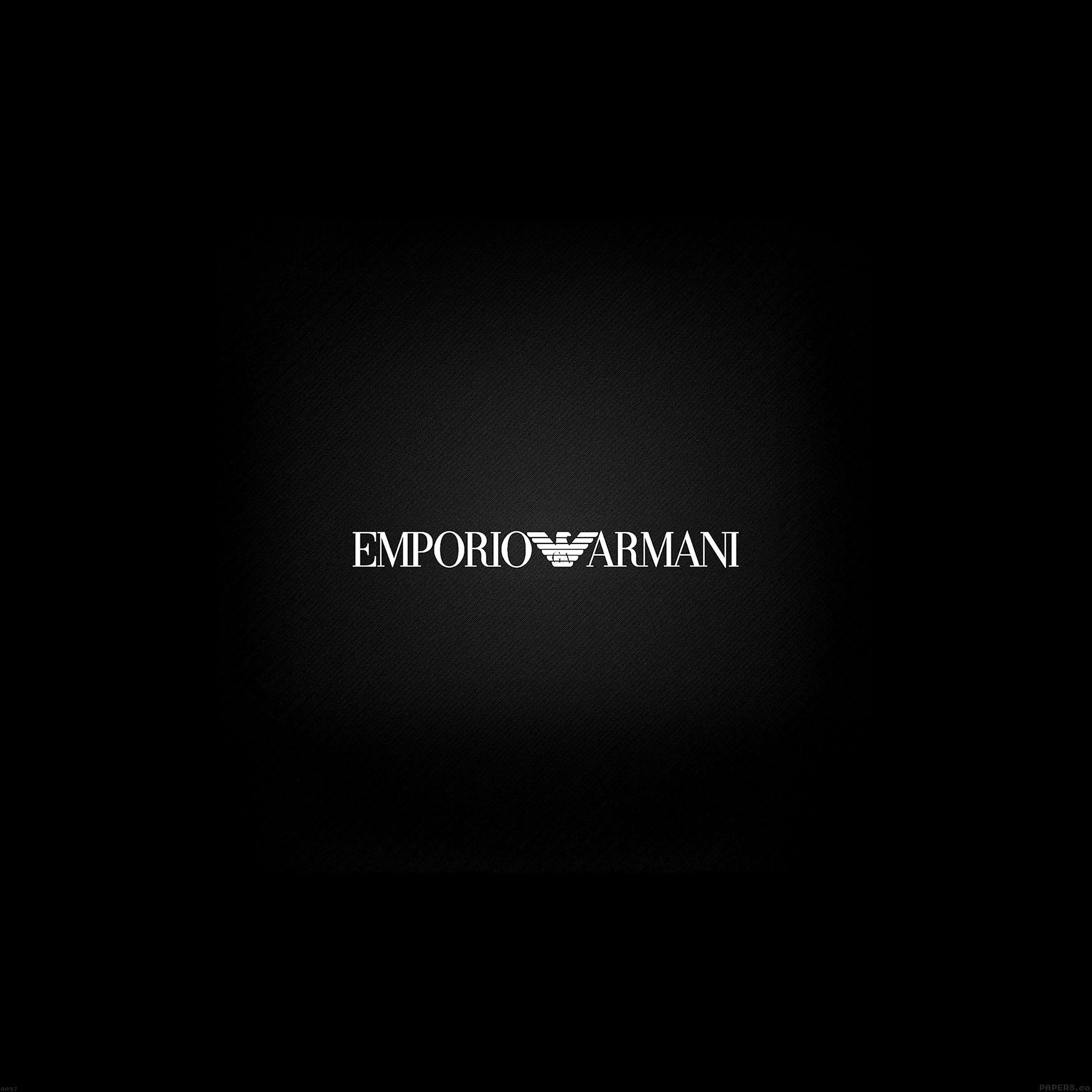 Ipad - Emporio giorgio armani logo ...
