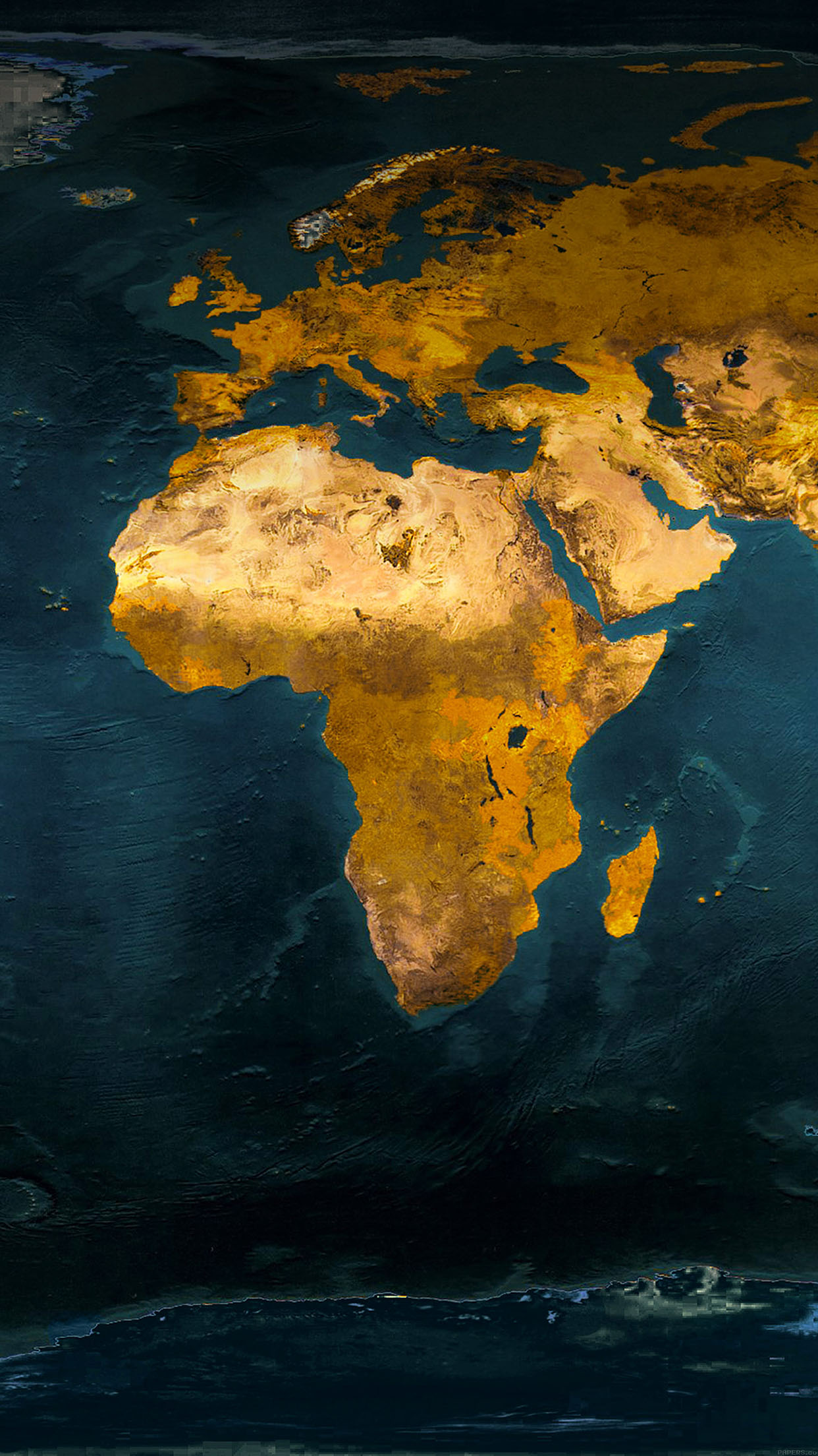 IPhonepapers Aawallpapereuropeandafricaworldmap - World map iphone 6 wallpaper