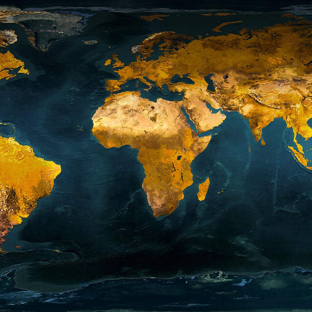 PAPERSco IPad Wallpaper Aawallpapereuropeandafricaworldmap - World map ipad wallpaper