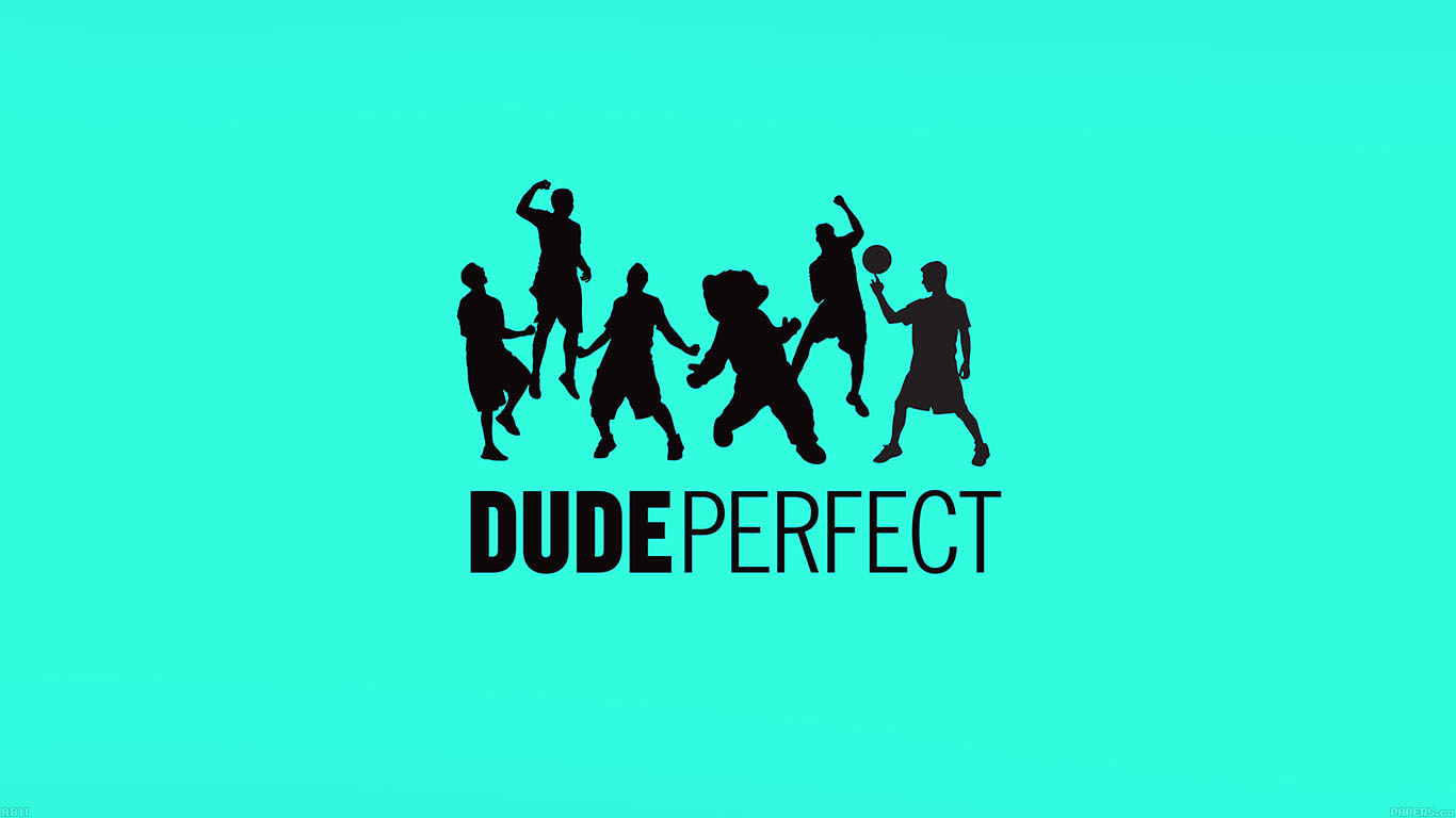 ab11-wallpaper-dude-perfect-logo-music - Papers.co