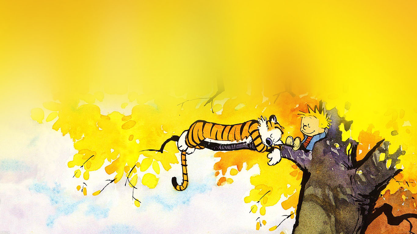 iPapers.co-Apple-iPhone-iPad-Macbook-iMac-wallpaper-ab20-wallpaper-calvin-and-hobbes-nap-illust