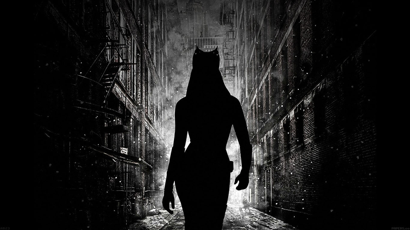 iPapers.co-Apple-iPhone-iPad-Macbook-iMac-wallpaper-ab23-wallpaper-catwoman-walking-dark