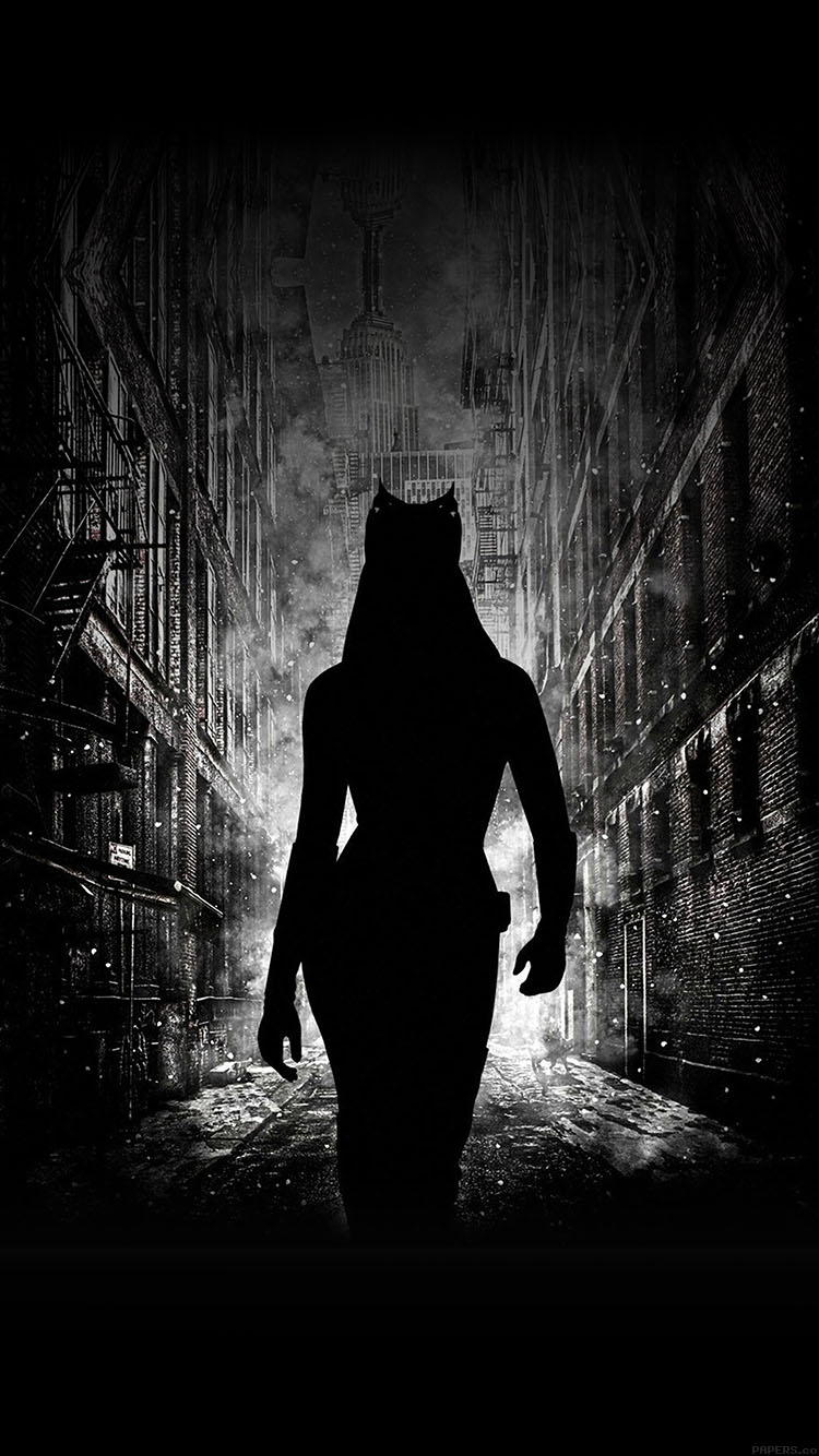iPhonepapers.com-Apple-iPhone8-wallpaper-ab23-wallpaper-catwoman-walking-dark
