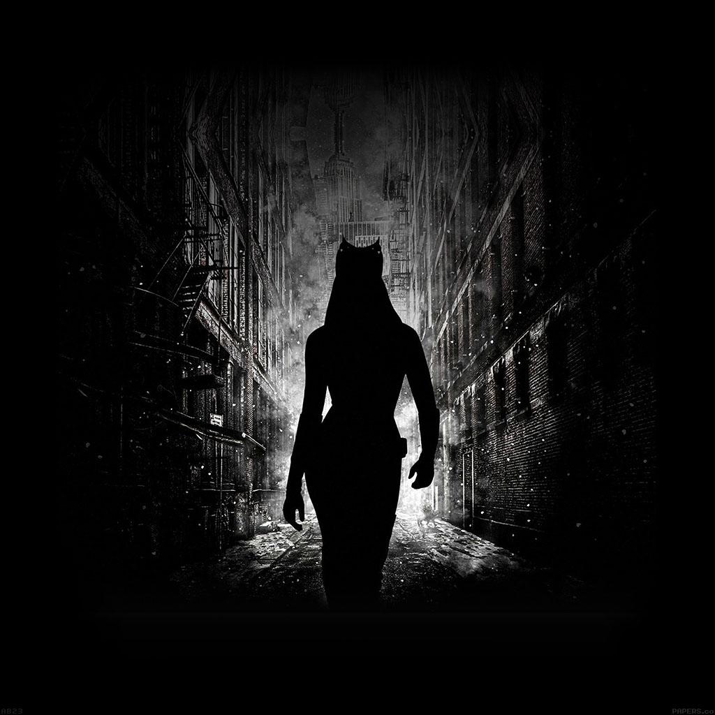 android-wallpaper-ab23-wallpaper-catwoman-walking-dark-wallpaper