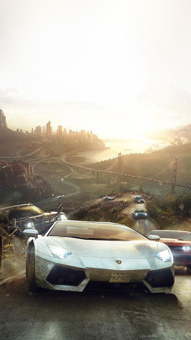 car game illustration