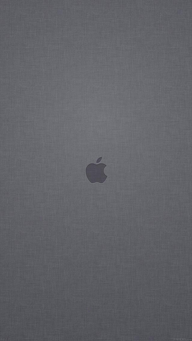 apple logo minimal