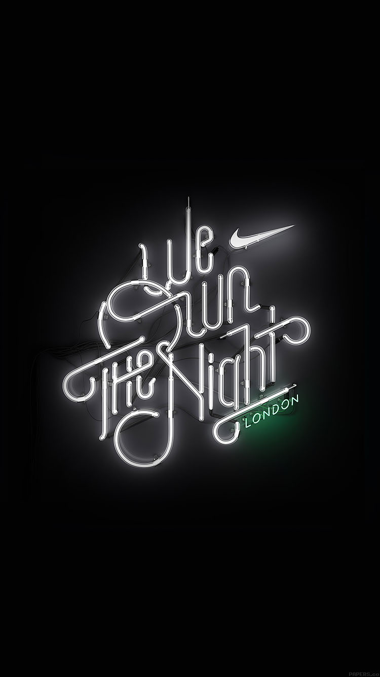 iPhone6papers.co-Apple-iPhone-6-iphone6-plus-wallpaper-ab35-wallpaper-we-run-the-night-london-logo-nike
