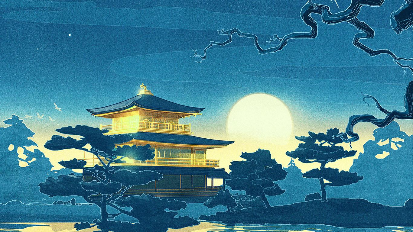 wallpaper-desktop-laptop-mac-macbook-ab43-wallpaper-slumber-blue-art-illust-wallpaper