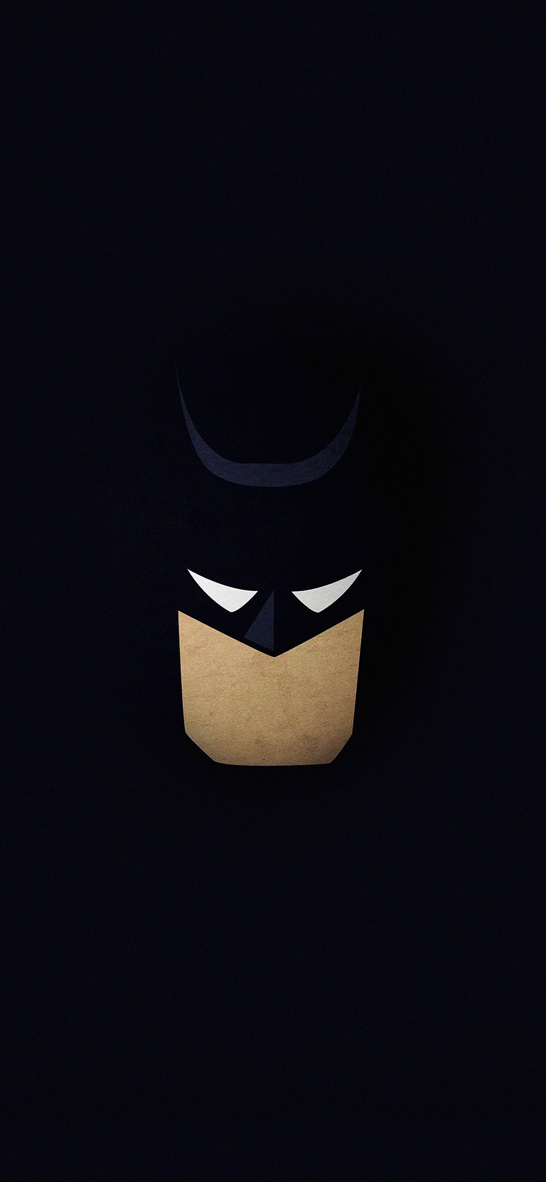 iPhoneXpapers.com-Apple-iPhone-wallpaper-ab54-wallpaper-batman-face-dark-minimal