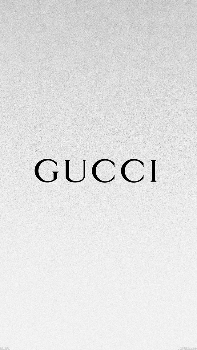 freeios8.com-iphone-4-5-6-ipad-ios8-ab59-wallpaper-gucci-white-logo