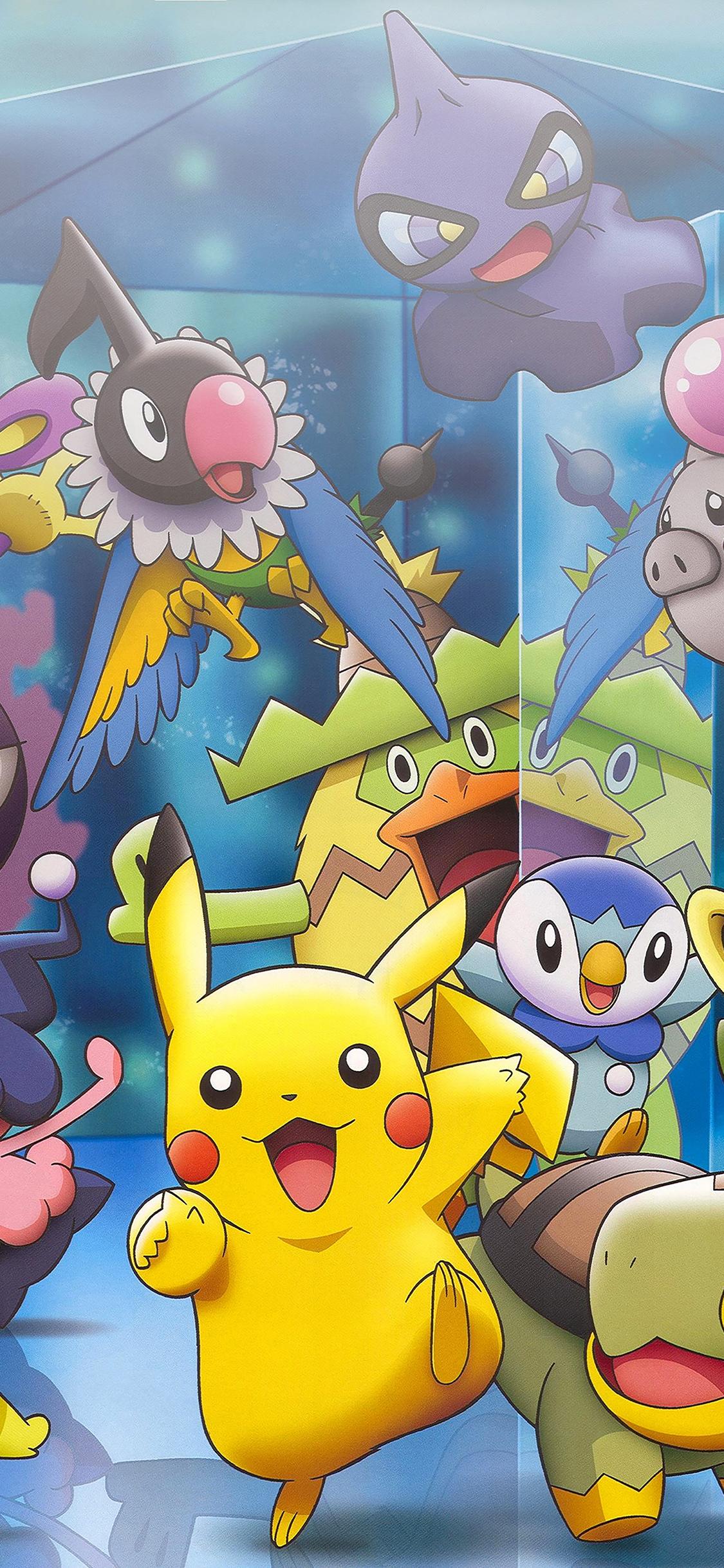iPhoneXpapers.com-Apple-iPhone-wallpaper-ab66-wallpaper-pokemon-friends-anime
