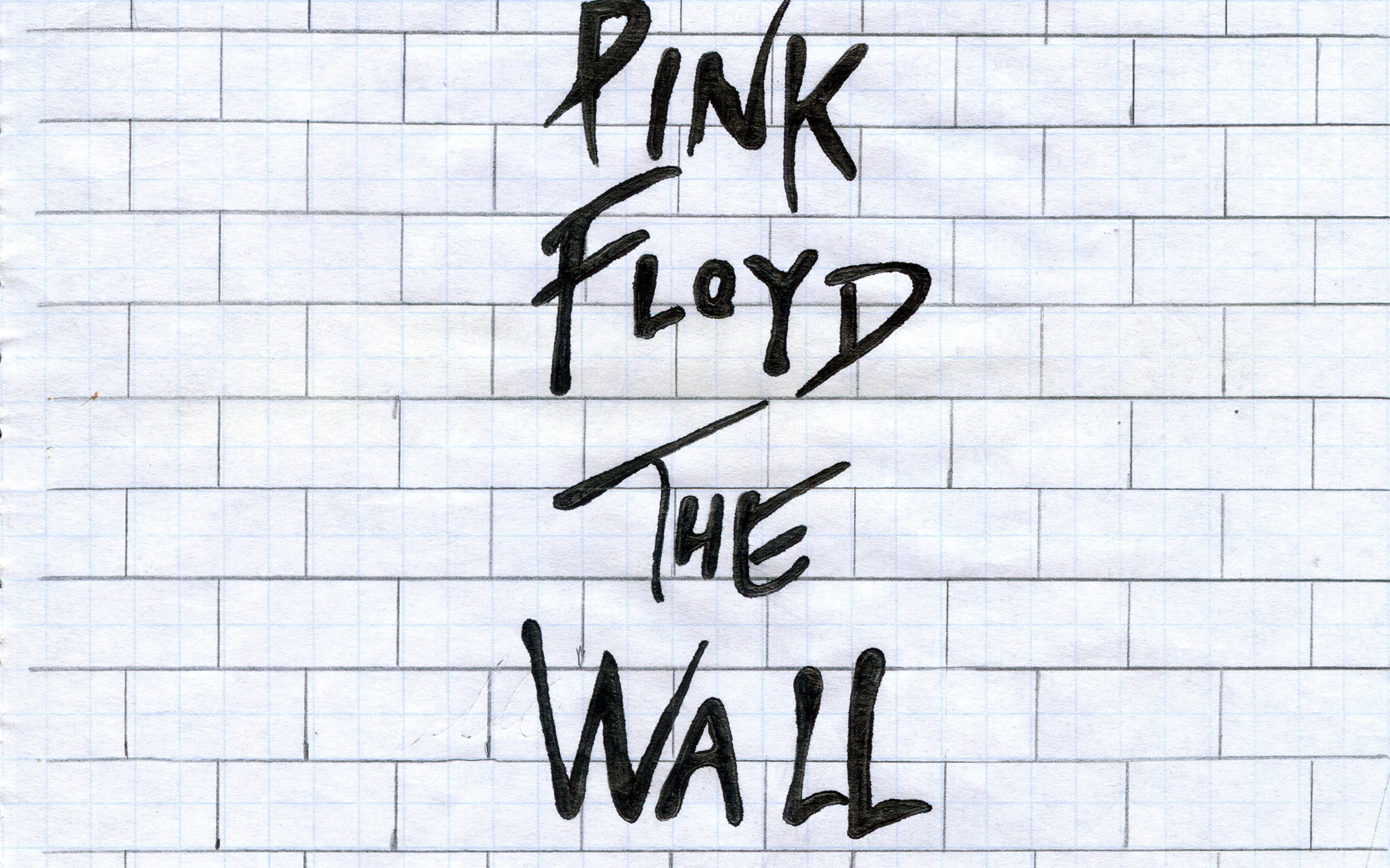 Ab70 Wallpaper Pink Floyd The Wall Album Papers Co