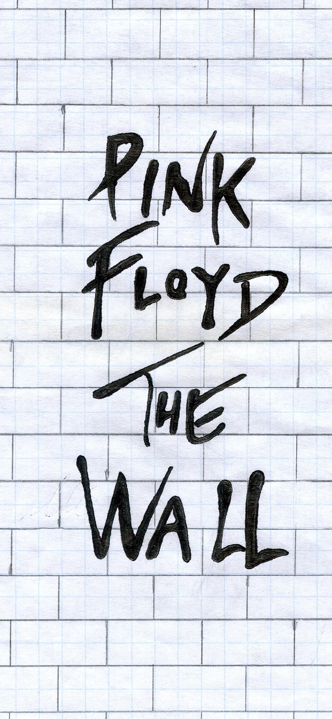Iphonepapers Ab70 Wallpaper Pink Floyd The Wall Album