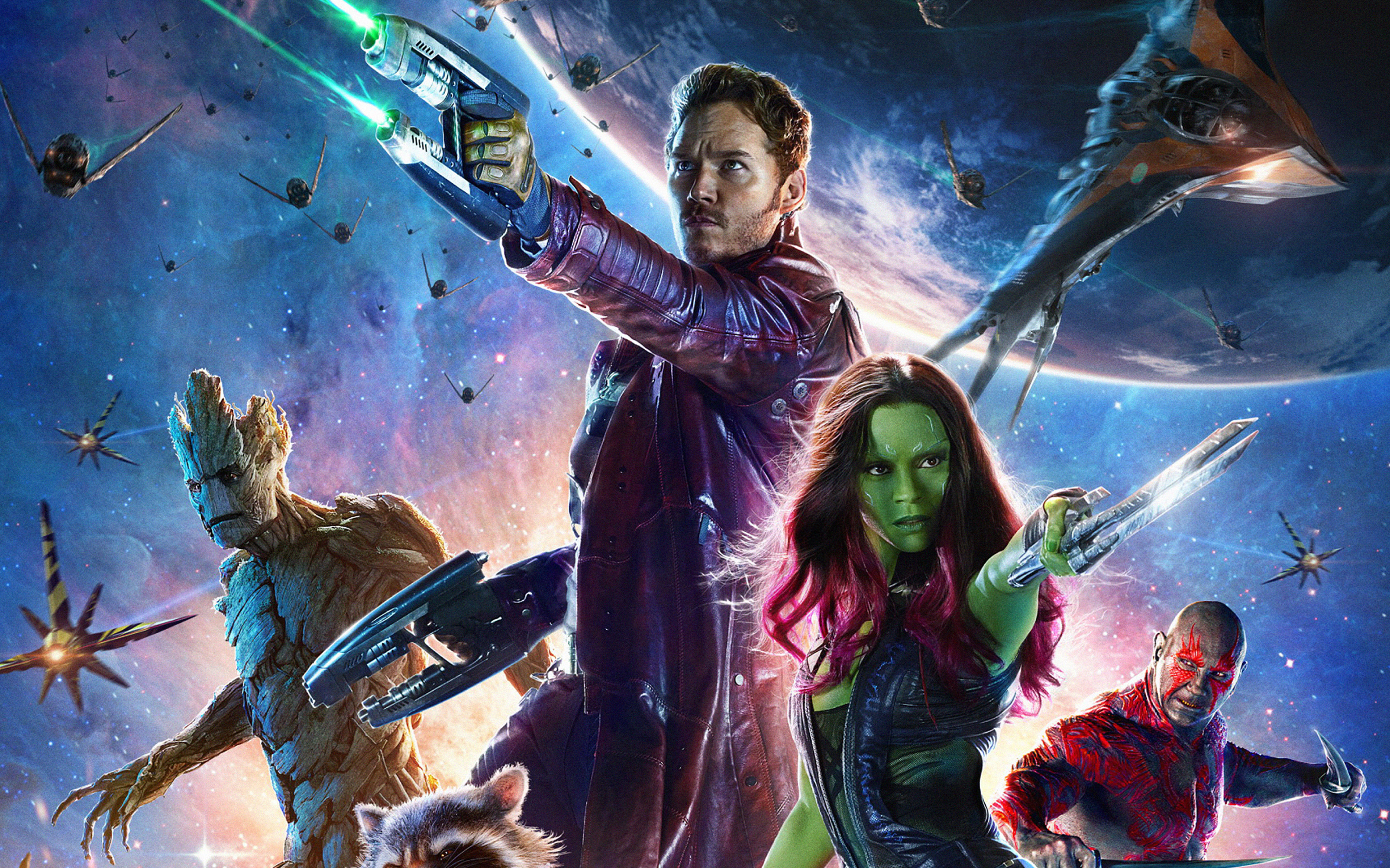 4k Wallpaper Guardians Of The Galaxy Cuencahoy Info