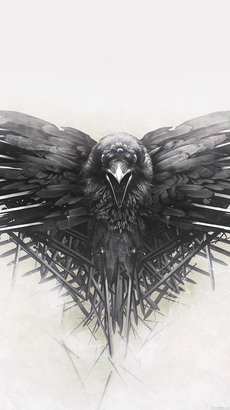 Iphone6papers Ab80 Wallpaper Game Of Thrones All Men Must Die Light