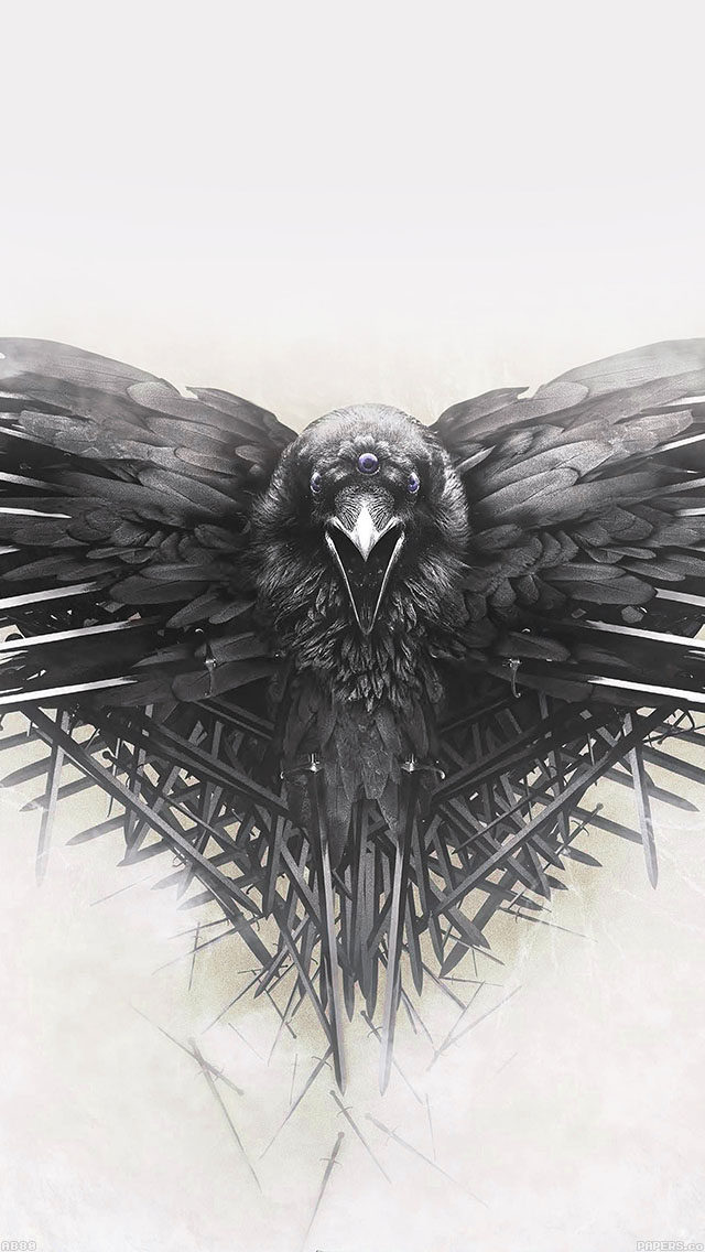 freeios8.com-iphone-4-5-6-ipad-ios8-ab80-wallpaper-game-of-thrones-all-men-must-die-light