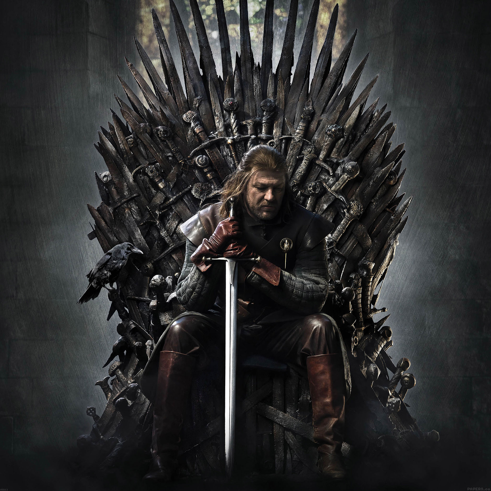 Game Of Thrones Throne Wallpaper: WALLPAPERS